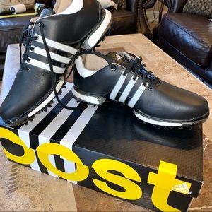Men's SZ 10.5 ADIDAS Tour 360 boost 2.0 Golf Shoes